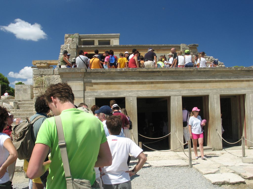 20060902_103531 - knossos - throne room.jpg, galeria kreta
