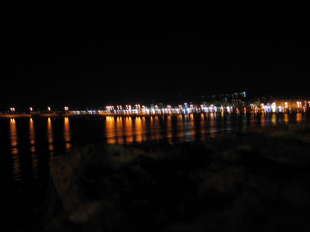 20060903_201518 - retymnon - port by night.jpg, galeria kreta